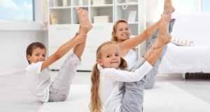 vježbanje za jači imunitet djece