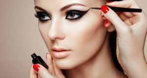 šminka za smeđu kosu