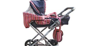 kočnica na dječjim kolicima