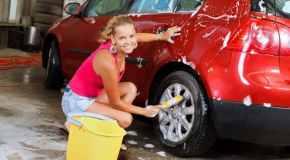 Savjeti za pranje automobila