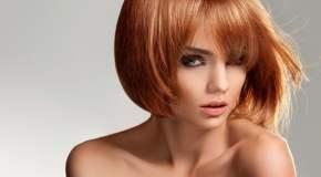 Stepenaste frizure za kratku kosu