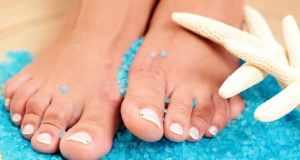 pomoć za umorna stopala