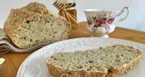 Brzi recept za kruh s mikserom