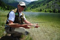 moniteur de pêche