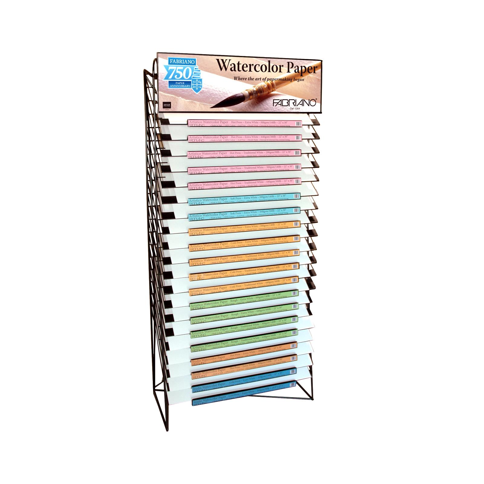 jcm wire rack paper display 2012 20