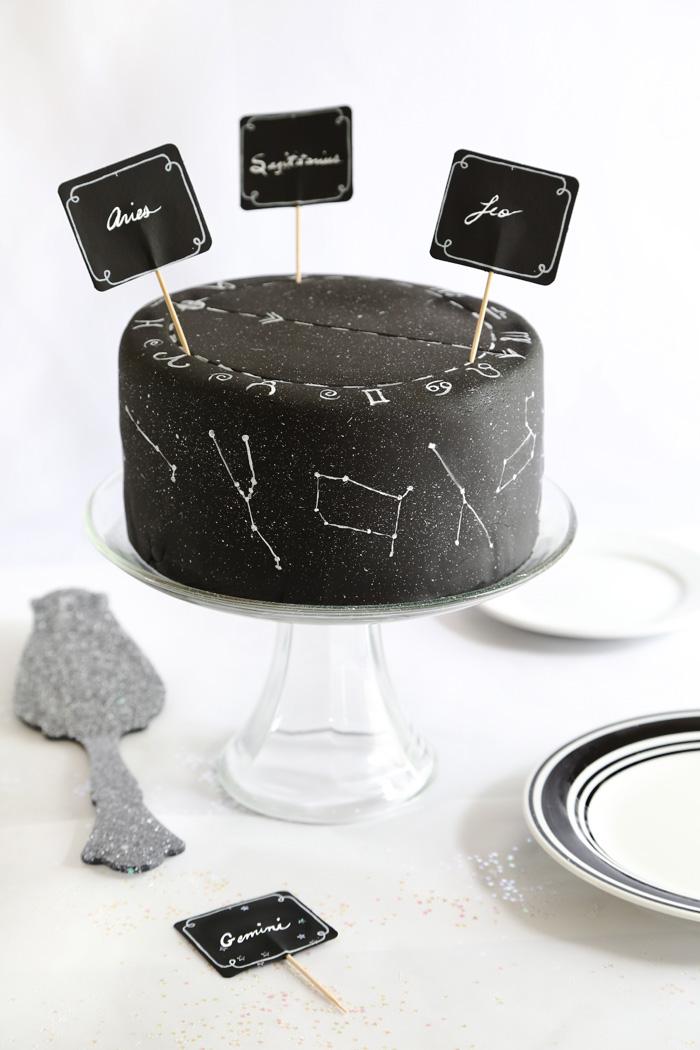zodiac-constellation-cake