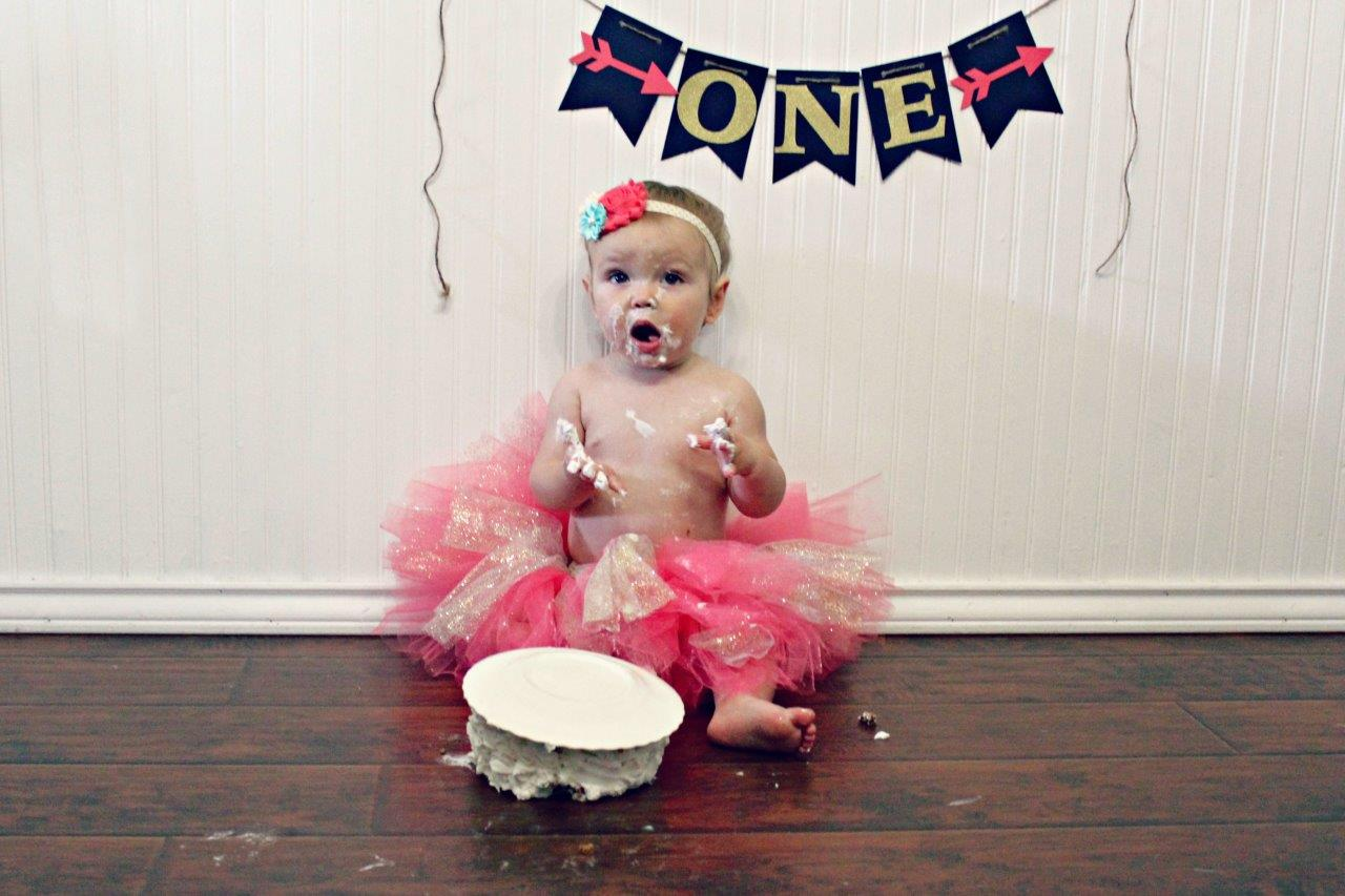 Avery Turns One