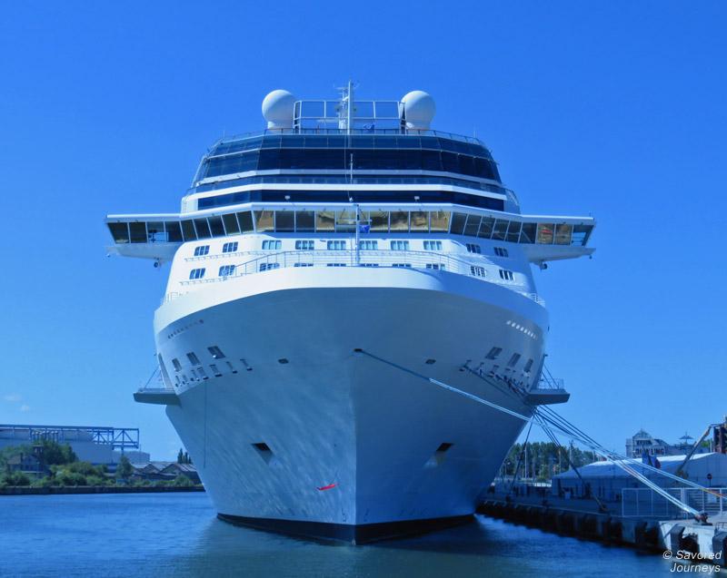 Luxury Cruising On Celebrity Silhouette Savored Journeys