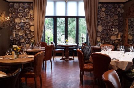 Glazebrook House dining room