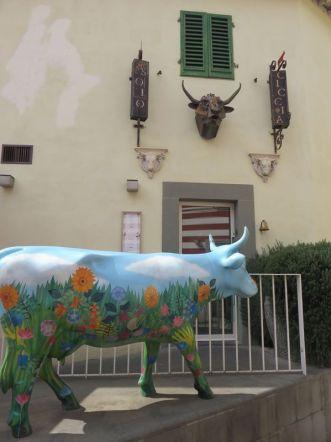 Soloccicia in Panzano, Italy