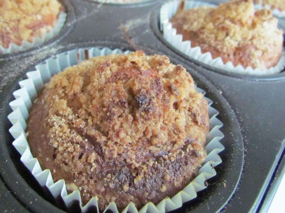 all-bran muffins