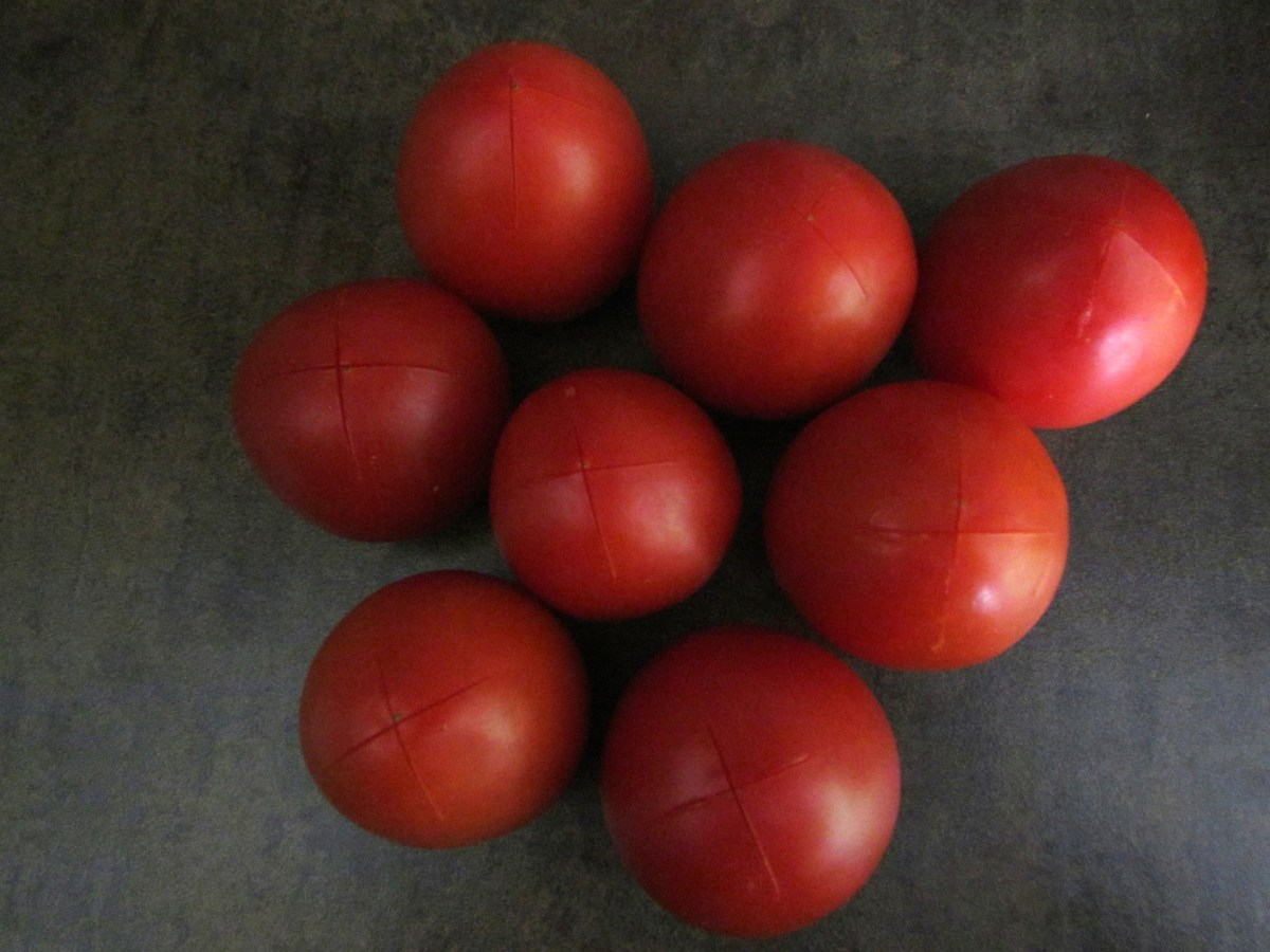 how to boil tomatoes
