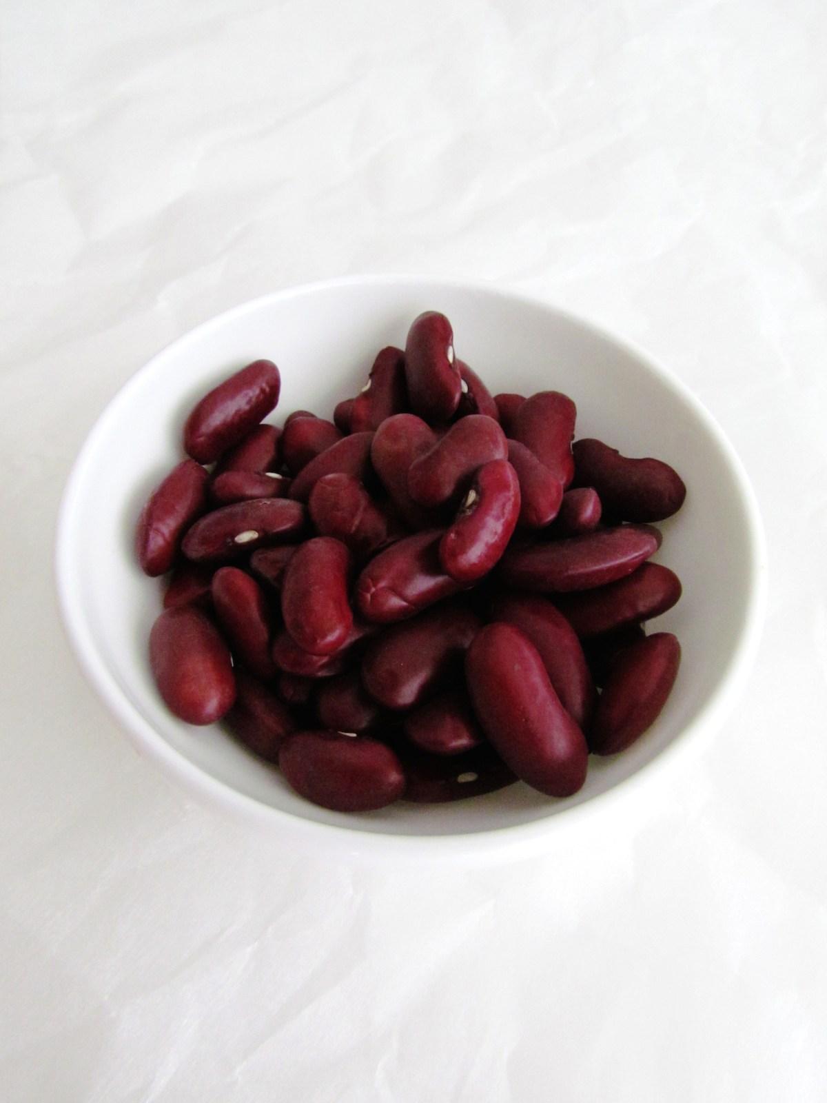 haricots rouges | www.savormania.com