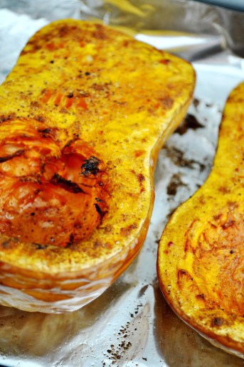 roasted butternut squash | www.savormania.com