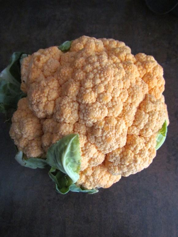 chou-fleur orange   www.savormania.com