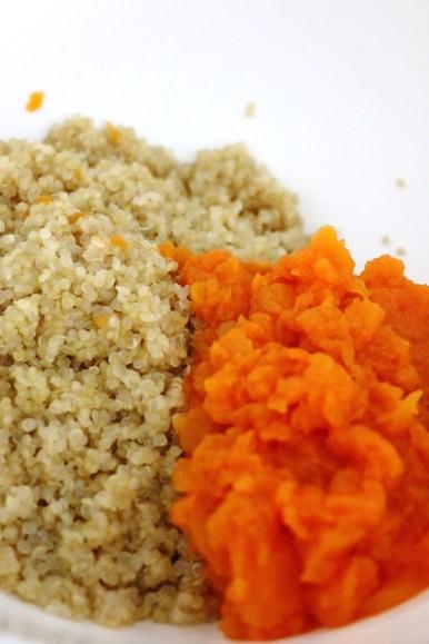 quinoa and pumpkin   www.savormania.com