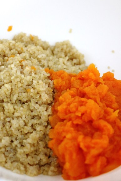 quinoa and pumpkin | www.savormania.com