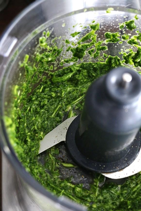arugula pesto | www.savormania.com