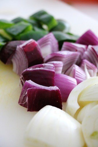 chopped vegetables | www.savormania.com