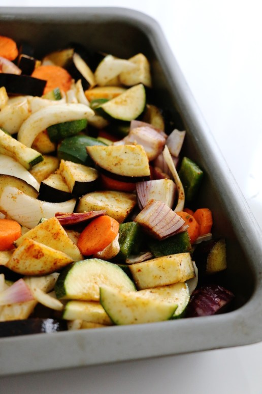 mixed vegetables | www.savormania.com