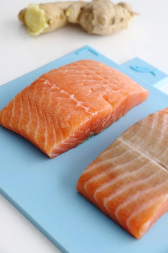 salmon fillets | www.savormania.com