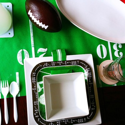 Football Table Inspiration