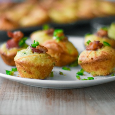 Jalapeno Corn dog Bites