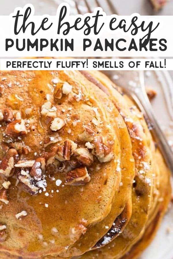 Pumpkin Pancakes Pin 2