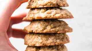 How To Make Basic Oatmeal Cookies