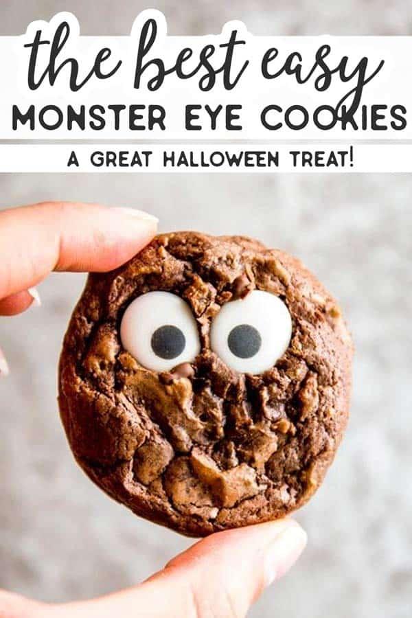 Monster Eye Cookies Pin 2