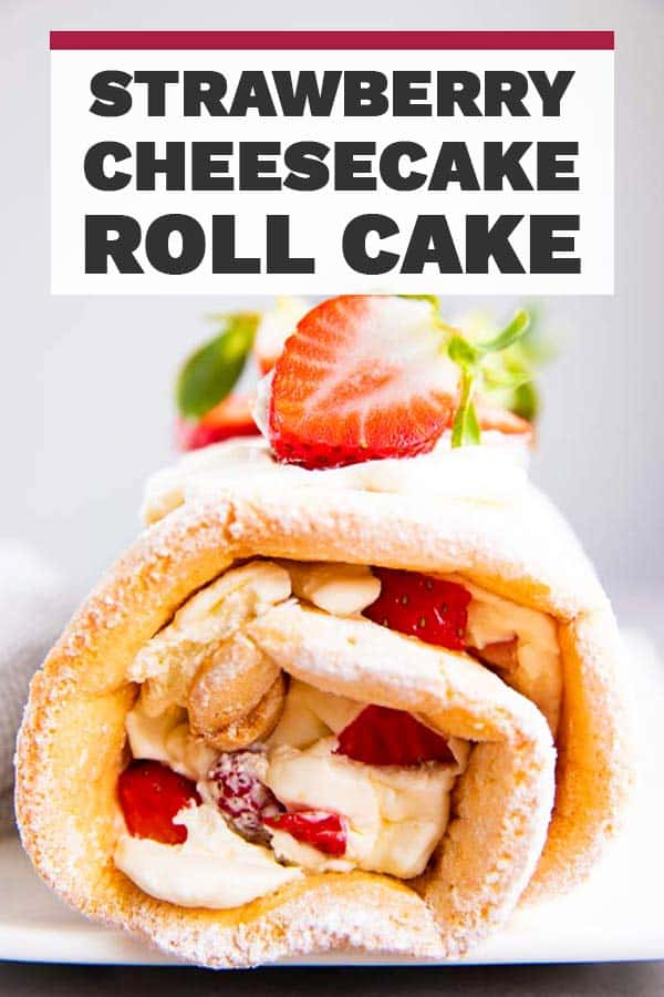 Strawberry Cake Roll Pin 3