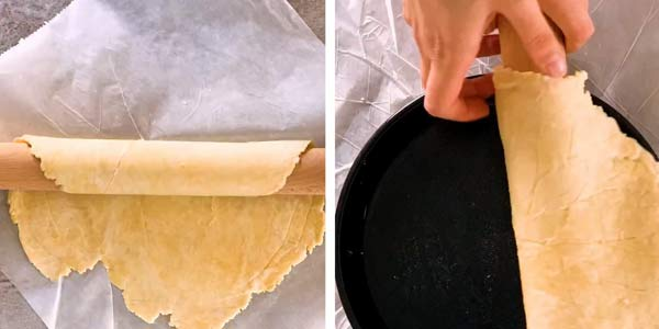 Homemade Pie Crust How To Image 5