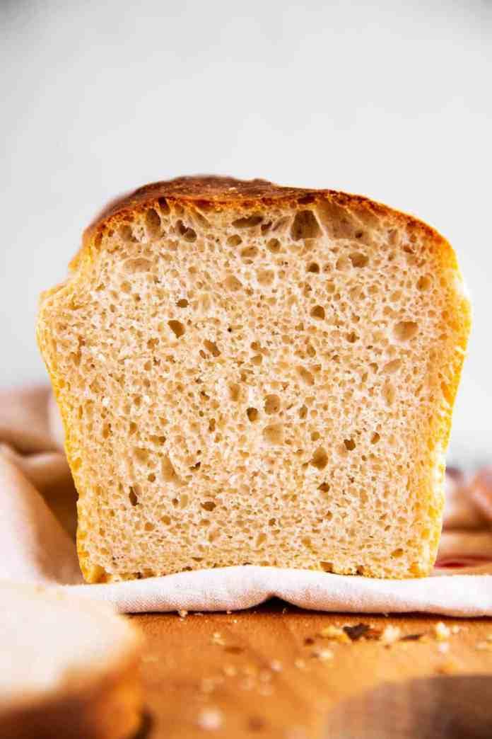 Easy Sourdough Bread Recipe Savory Nothings