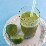 basil lime juice