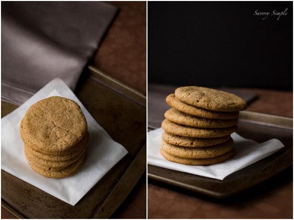Caramel Cappuccino Cookies ~ Savory Simple ~ www.savorysimple.net #recipe