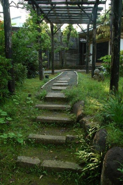 ryokan-garden