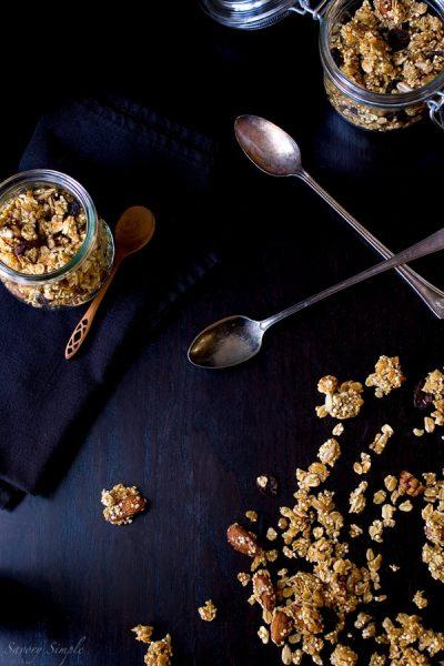 quinoa-granola