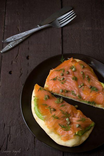 smoked-salmon-tartine