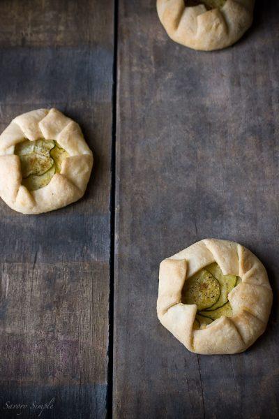 zucchini-galette
