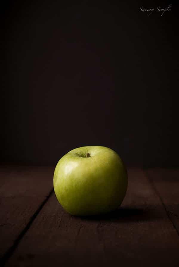 Caramel Apple Poundcake - Savory Simple