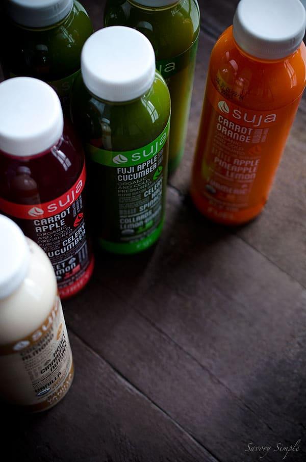 Tales of a Sugar Addict + a Suja Juice #Giveaway