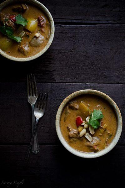 Homemade Masaman Curry Recipe