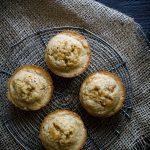 Brown-Butter-Nectarine-Muffins