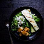 Grilled-Zucchini-Salad