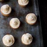 Peach-Bourbon-Cupcakes