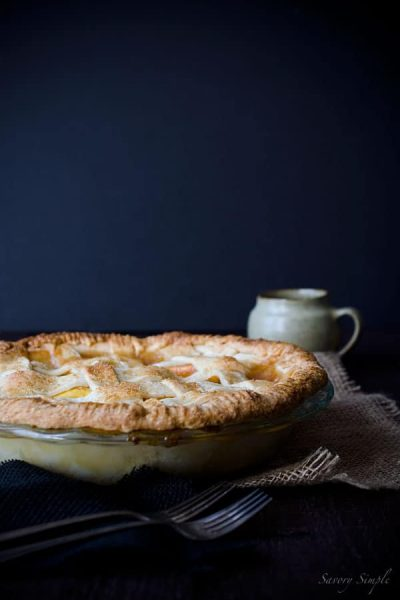 Nectarine-Pie