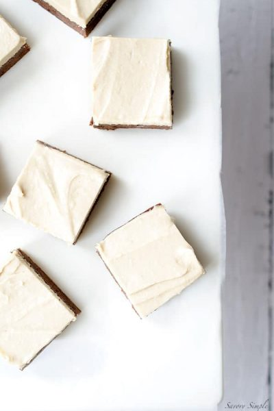 Bittersweet-Chocolate-Brownies-with-Salted-Tahini-Frosting