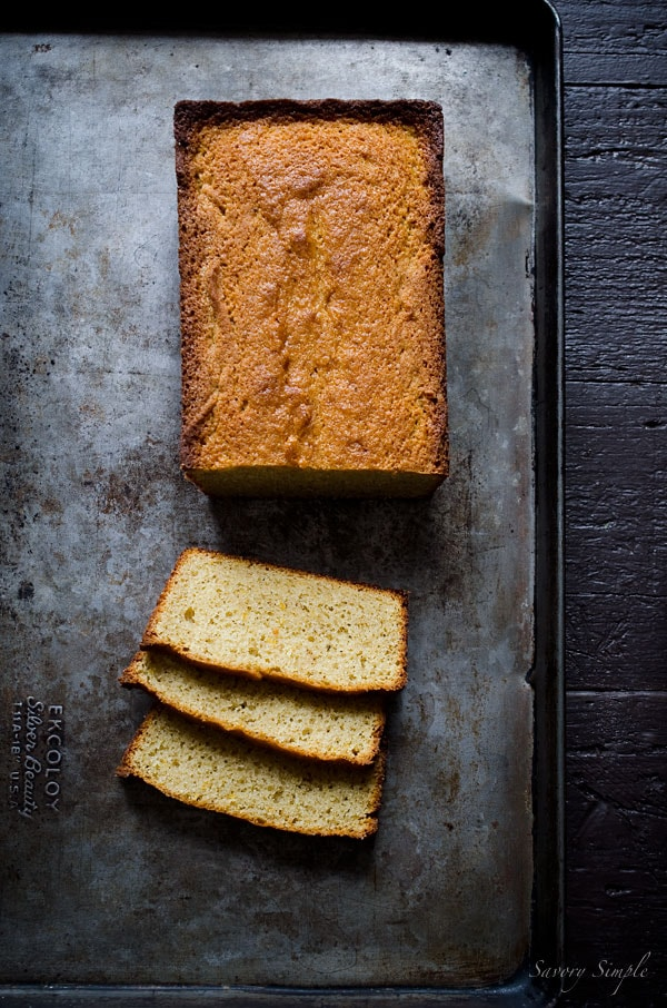 Garam Masala Yogurt Cake is a moist, flavorful dessert with a texture similar to pound cake. No stand mixer required! Get this super easy recipe from SavorySimple.net
