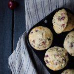 Cherry-Vanilla-Muffins