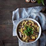 Savory-Simple-San-Giorio-Rotini-with-Sausage-and-Mushrooms